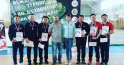 Международный турнир по бадминтону «Волан дружбы-2018» (фото Эдуарда Махмудова)