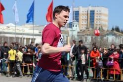 Только вперед (фото Алексея Котельникова)