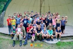 Мероприятия в лагере «Сосновый бор» (фото творческой студии Манго)