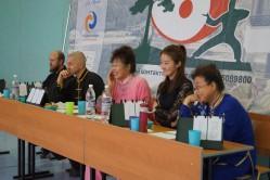 Первый открытый международный турнир по оздоровительному цигун и тайцзицюань