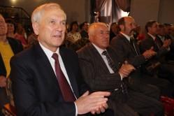 Торжественный прием Почетных граждан города Читы и горожан, награжденных медалью «За заслуги перед городом»