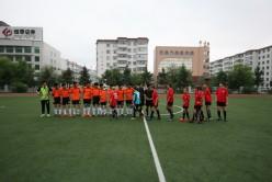 Читинские футболисты успешно выступили в товарищеской игре в районе Хайлар