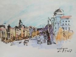 Почта России выпустит открытки с рисунками читинцев