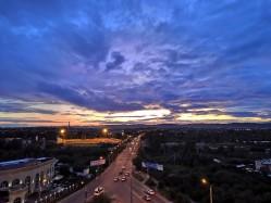 Вечерний сумрак (фото Ирины Абрамович)