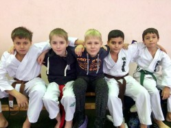 Спортсмены клуба «Олимп»