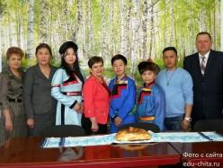 Читу посетила делегация из Монголии