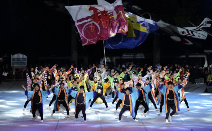Места на конкурсе танцев