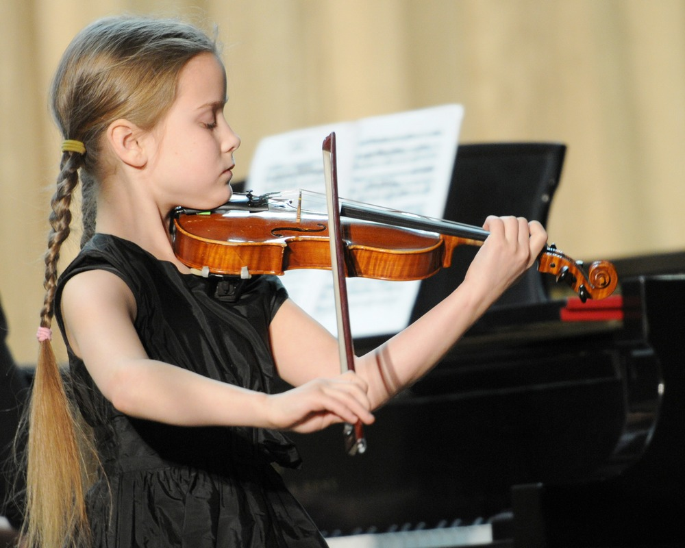 Музыкальные конкурсы на скрипке