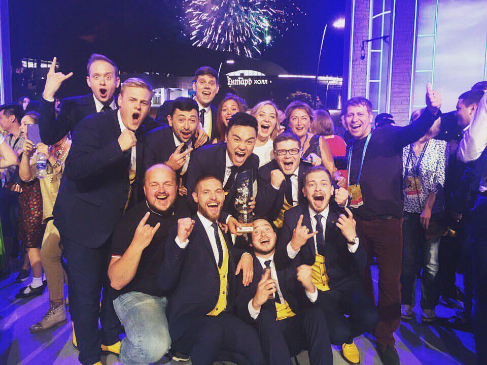 Забайкальцы завоевали малого КиВиНа в светлом на музыкальном фестивале КВН