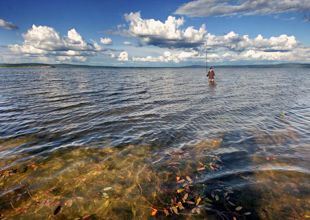 рыбалка на озере кенон в чите